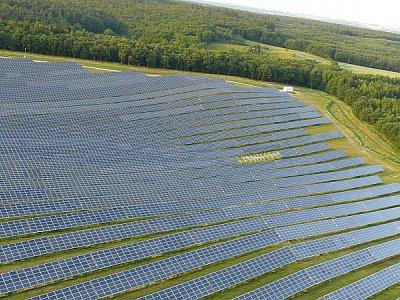 Stavební povolení fotovoltaická elektrárna